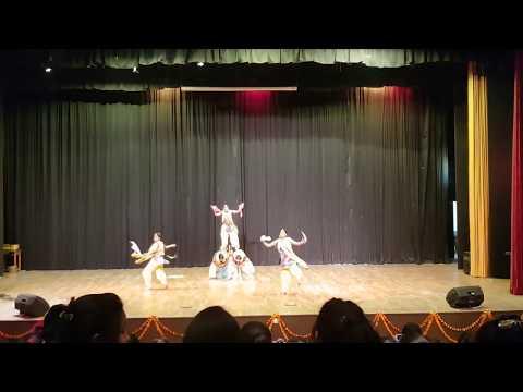 Punjabi Gidha Performed By Bharti College