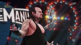WWE 2K18 PC Gameplay
