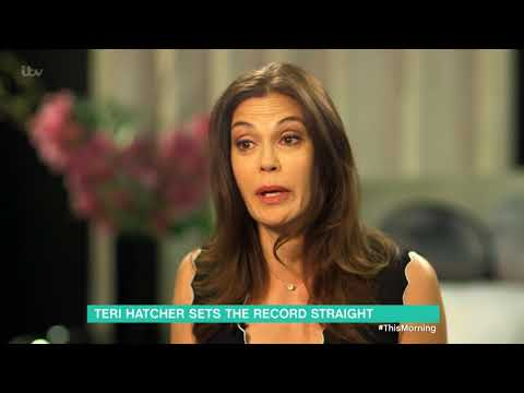 Teri Hatcher Sets the Record Straight | This Morning