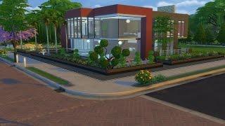 the sims 4 construindo uma manso moderna
