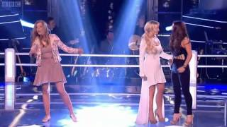 The Voice UK - Becky Hill - The Battle.avi