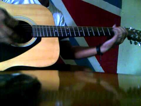 Last Child - Sekuat Hatimu (classic guitar cover) by ***