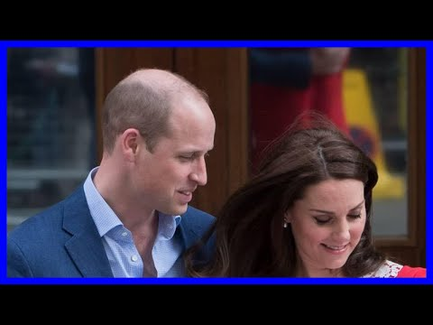 Royal baby: The Queen stepped in to ensure Prince William and Kate Middleton's third child