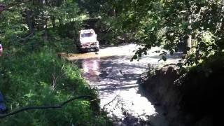17. Breslau Rallye - Holger Brauwers am Wasserloch