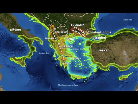 Greece's Geographic Challenge