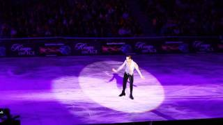 "Johnny Weir, Edvin Marton & Vienna Strauss Orchestra - ""Kings on Ice"", Sofia - 23.04.2016"