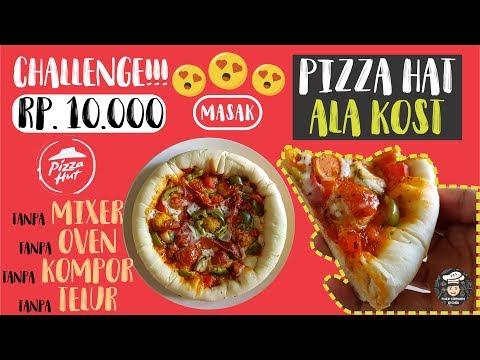 Resep Pizza yang Empuk dan Enak (Bahan Sederhana).