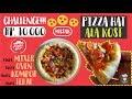 - Hanya Rp.10.000-Resep PIZZA HAT Tanpa Oven, Tanpa Mixer, Tanpa Telur - Pizza RiceCooker