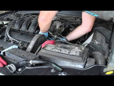 Replacing Pcv Valve On 2003 Ford Taurus Engine Diagram Of