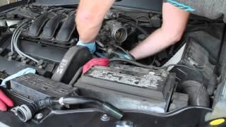 2002 Taurus PCV Vacuum Hose Replacement