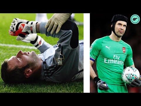 Miért viselt Petr Cech mindig fejvédőt? | Félidő! thumbnail