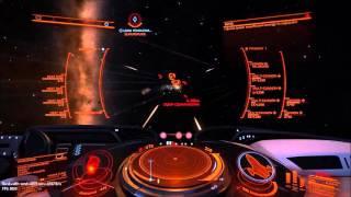 Elite: Dangerous (PVP) Imperial Cutter vs Anaconda