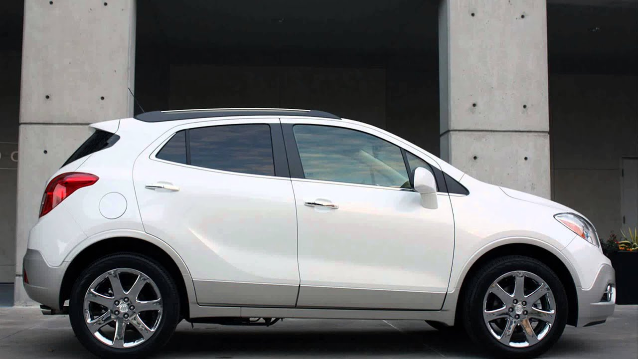 2015 buick encore - YouTube