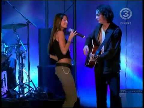 Holly Valance Naughty Girl Swedish Hit Music Awards 2003