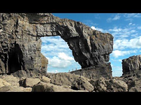 The Green Bridge of Wales - Pembroke