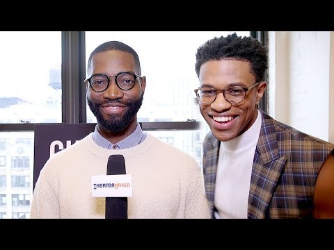 Meet the Men of Tarell Alvin McCraney's ''Choir Boy''