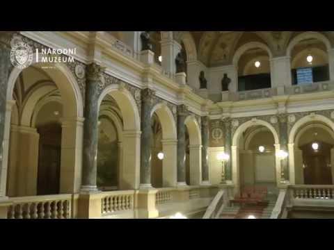 Jak šel čas Historickou budovou Národního muzea