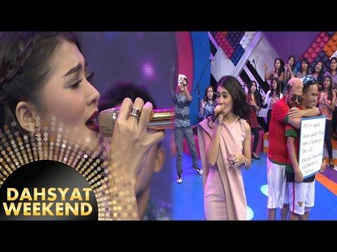 Jangan Baper, Indah Dewi Pertiwi Menyanyikan 'Mengapa Cinta' [Dahsyat] [3 Des 2016]