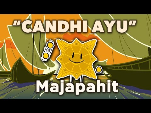 """♫ Kingdom Of Majapahit: """"Candhi Ayu"""" - Tiffany Román - Extra History"""