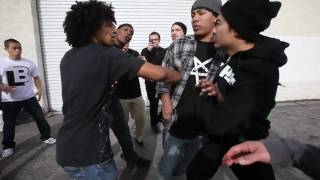 Dumbfoundead Freestyle Battle Knock Out