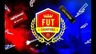 [disconnection] FUT CHAMPIONS WEEKEND LEAGUE #25 p4 (FIFA 18) (LIVE STREAM)