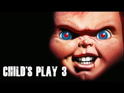 Child's Play 3(1991) Movie Review