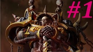 Warhammer.40.000.Dawn.of.War.II.Gold.Edition Gameplay part 1  Pc  1080p