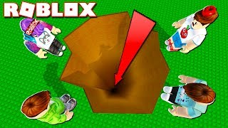 DIG THE DEEPEST 9999 FEET HOLE IN ROBLOX!