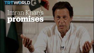 Imran Khan's promises