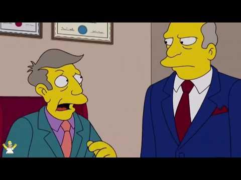 Симпсоны - Лучшие моменты. Путешествие во времени. Гомер стал кино #2