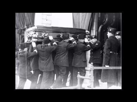 State Funeral of the Late Right Honourable Sir Wilfred Laurier, Feb. 22nd 1919