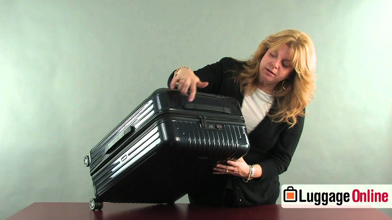 Rimowa Salsa Air Polycarbonate Review Luggage Online