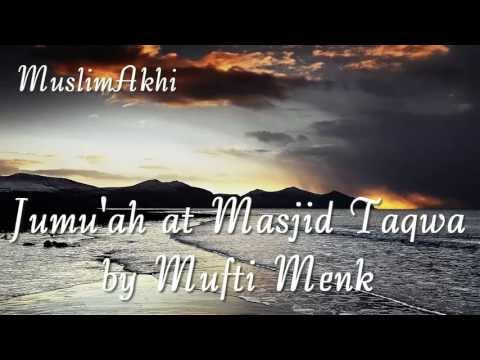 Jumu'ah - How Shaitan Comes To Us (at Masjid Taqwa, Port Elizabeth) - Mufti Menk ᴴᴰ