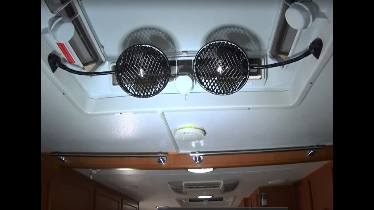 12 Volt Fans For Rv : Review test and diy project to install two narva volt