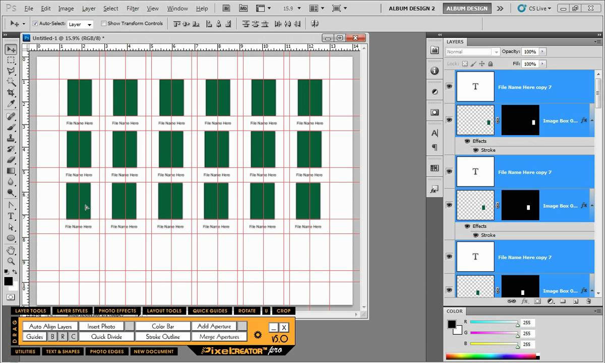 fraternity composite template Pixel Creator Pro - Creating Class Composites - YouTube