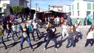Flash mob Gospel 2013 - Exu-PE
