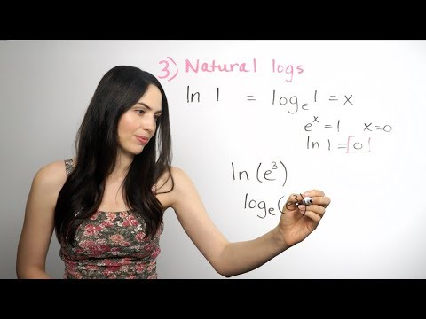 Logarithms... How? (NancyPi)