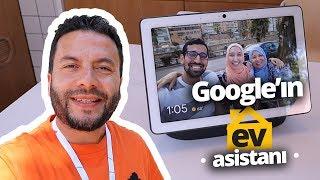 Ev Sahibini Yüzünden Tanıyan Google Nest Hub Max - Google'ın Yeni Ev Asistanı