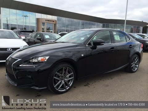 new 2015 lexus is 250 awd f sport series 2 review. Black Bedroom Furniture Sets. Home Design Ideas