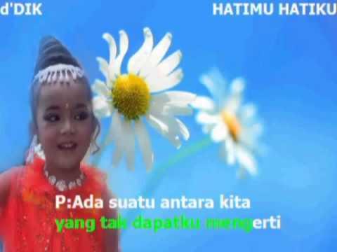 Titiek Sandhora & Muchsin   Hatimu Hatiku Karaoke