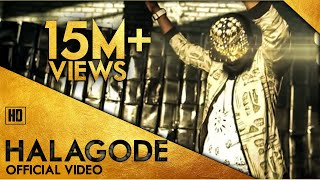 Download Chandan Shetty - HA LA GO DE | Kannada Rapper MP3 song and Music Video