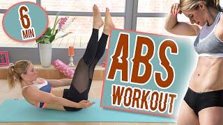 Untere Bauchmuskeln zum Brennen bringen   Bauch Workout für Flachen Bauch   VERONICA-GERRITZEN.DE