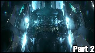 Batman Arkham Knight Gameplay Part 2- Locating Scarecrow