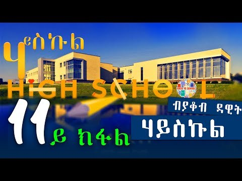 HIGH SCHOOL | ሃይስኩል (11ይ ክፋል) - New Eritrean Series Story 2018 by Yacob Dawit