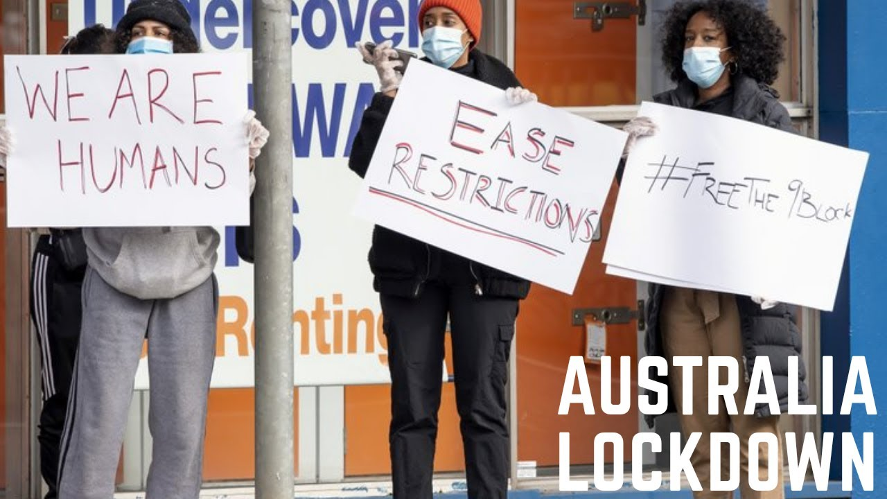 Extreme Lockdown Restrictions in Australia| This Can Happen Here in the US