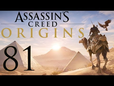 Assassin's Creed Origins playthrough pt81 - Amulet Delivery Service