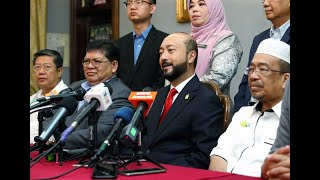 Mukhriz remains Kedah Menteri Besar