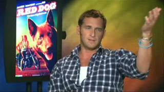 """Josh Lucas interview for """"Red Dog"""""""