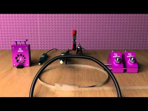 Набор для изготовления и ремонта резиновых колец - Or Splicing Kit