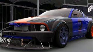 Forza Hot Wheels - Part 12 - Insane Hot Wheels Mustang!